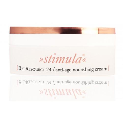 Bio resource 24 Anti-age Nourishing Cream/ Ypač turtingas senėjimą stabdantis maitinantis kremas 50 ml