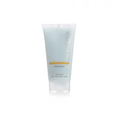 Oceanica-Silver Detox Algae Mask/ Regeneruojanti ir stangrinanti kaukė 75 ml