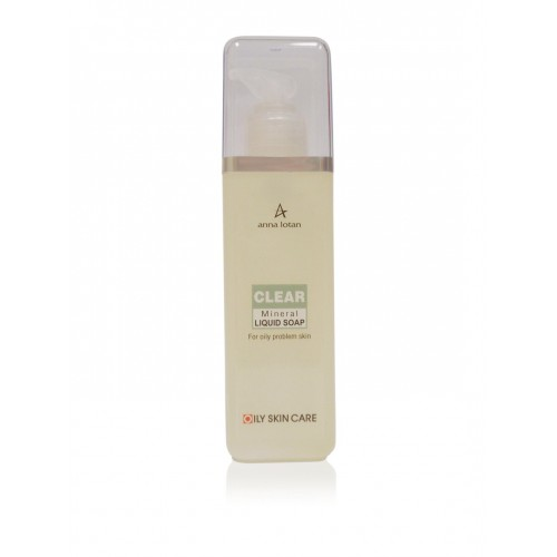 Mineral Liquid Soap/ Skystas mineralinis muilas 200 ml