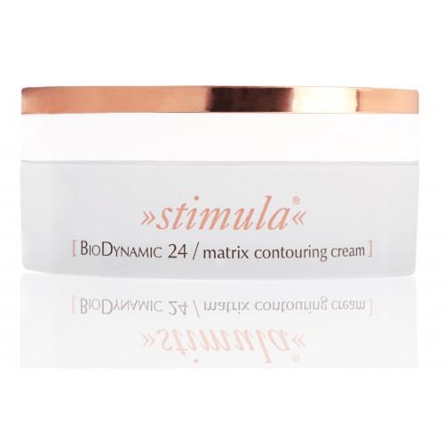 BioDynamic 24 Matrix Contouring Cream/ Veido kontūrus išryškinantis kremas 50 ml