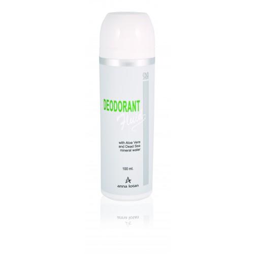 Deodorant Fluid/ Dezodoruojamasis rutulinis fluidas 100 ml