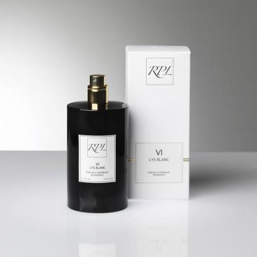 VI - LYS BLANC, purškiamas namų kvapas