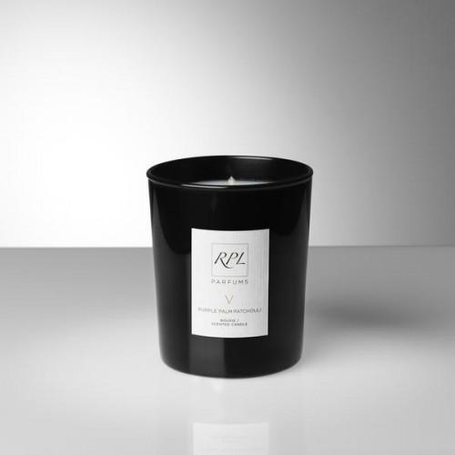 V - PURPLE PALM PATCHOULI, kvapni žvakė
